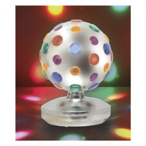 Cheetah 8 Inch (203 mm) Revolving Disco Ball